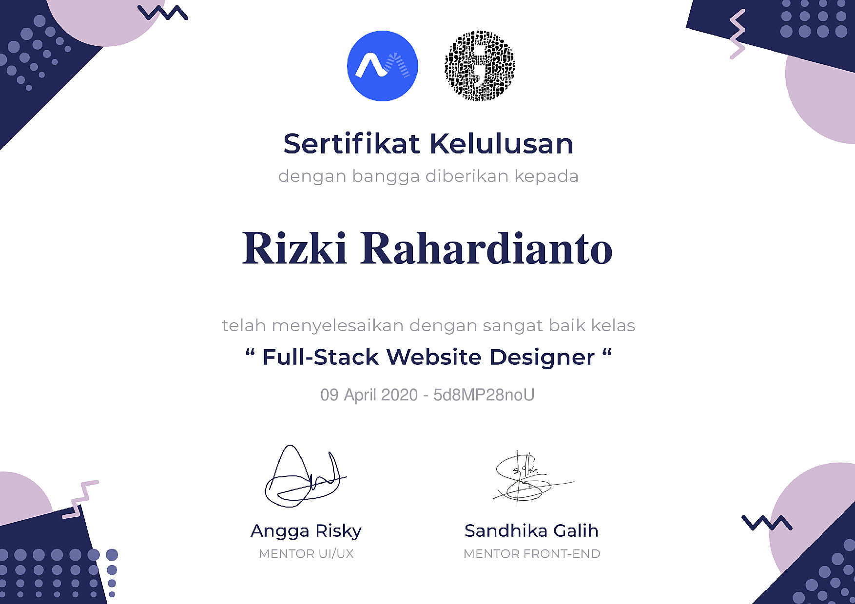 Full-Stack Web Designer
